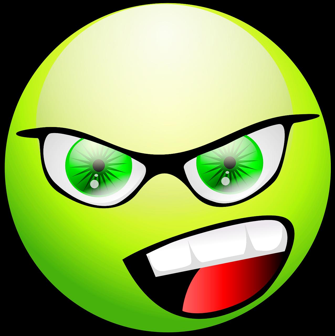 Enfadarse ¿es sano?